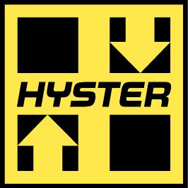 hyster - vedação