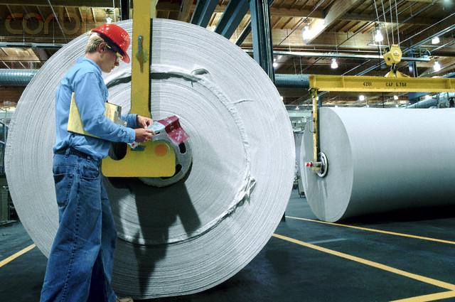 industria de papel  e celuloso - papelo hidrulico